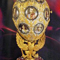 """Faberge egg"", tour of Kremlin, tour of the Armoury, tour of Moscow, guide in Moscow"